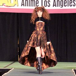 Anime LA fashion show with Designer Daisy Viktoria