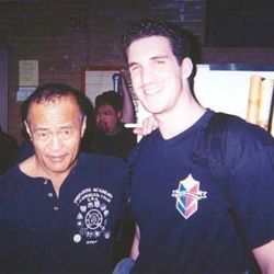 Guro Inosanto in NYC