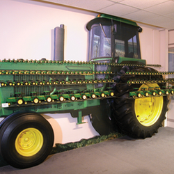 National Farm Toy Museum, Dyersville, OA