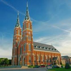 St. Francis Xavier Basilica, Dyersville, IA