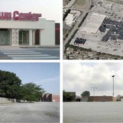 Carrolltown Center - Before Demolition
