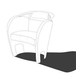 Classic chair 2 concept