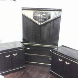 3pc. Dresser & Night Stands Set $125
