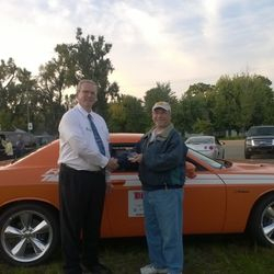 September 2014 Market Car Show - 1st Place Winner