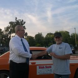 September 2014 Market Car Show - 3rd Place Winner