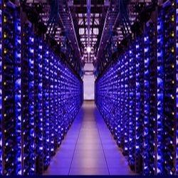 Optical fiber backbones for data centers