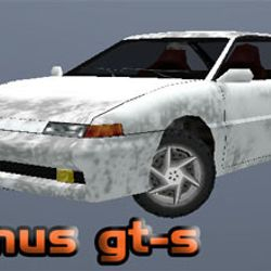 just finished the Uranus GT-s and now is available to download - Oct 03, 2012