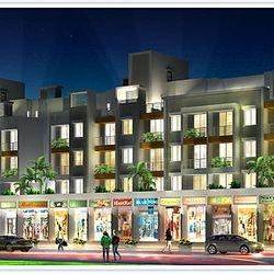 Gokul Dham Residency,Bhivpuri,Karjat (Residential & Commercial complex)