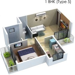 1BHK Sample