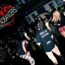 Ragebreed Club Night - Headbangers