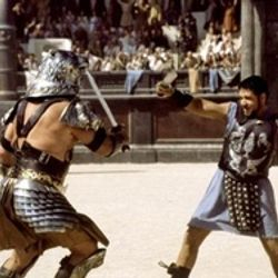 My name is Gladiator!