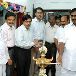 Inauguration of IOB RSETI by Union Minister, District Collector,GM IOB & CRM IOB