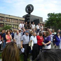 Retired Teachers, 2010 reunion