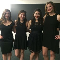 Sirens babies before our concert!