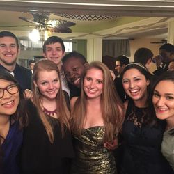 a cappella takes on sorority formal!
