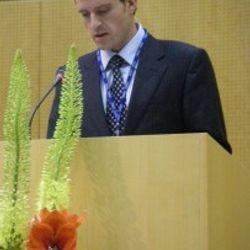Ceremony of the WMO, Geneva 2010