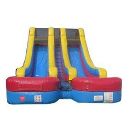 18 ft. Dry or Water Slide