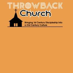 """Throwback Church"" also available on Amazon!"