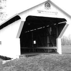1887 Dixon Covered Bridge (Located in the Lewisburg Park)