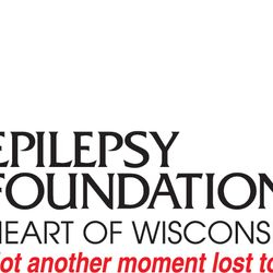 The Epilepsy Founda􀆟on Heart of Wisconsin leads the fight to stop seizures, find a cure and overcome challenges created by epilepsy.