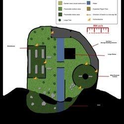 Eden's floorplan.