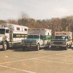 1990's Fleet