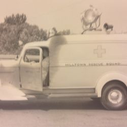 Our First Rescue Truck 1937 Dodge Wagon