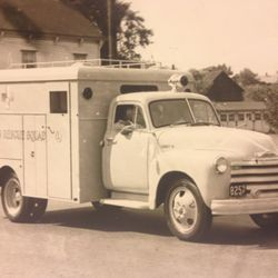 Our Second Rescue Truck 1947 Chevy/Allegheny