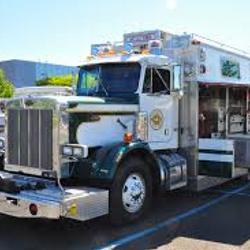 Our Current Rescue Truck 1985 Peterbilt/Saulisbury