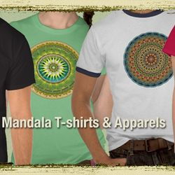 Mnadala T-shirts for all ages.
