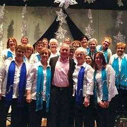 Harmony Winterlude 2014. We love to sing timeless babershop holiday tunes, and new a cappella classics!