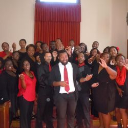 Voices of Praise 2012-2013