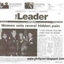 "The first nationally recognized ""Women Veteran's Tribute held in 2006"
