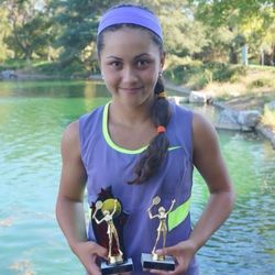 Tameka Samantha, August 17-25 2013, Niru's Tennis Academy Junior Open Girls 14s Singles Champion / Doubles Finalist.
