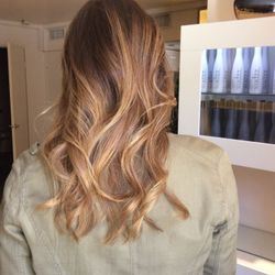 "Tasteful Balayage, Never ""Heavy Handed"" on YOUR HAIR"