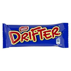 Drifter chocolate bar