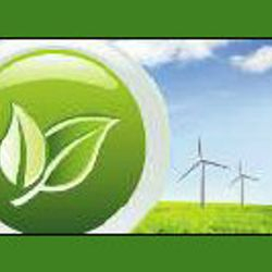 Green, sustainable eco label