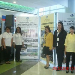 IEC on DENR Laguna's ENR Programs/ Activities