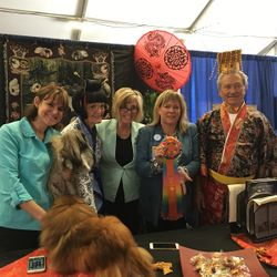 2016 Pekingese Reserve Best Decorated Booth