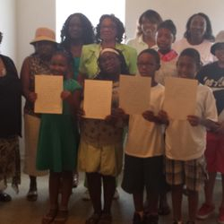 Ames Manor Summer Enrichment Sponsored by Antioch Baptist Church and St. Thomas