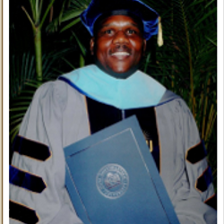 Dr. Cummings-Nova Southeastern University, 2005.