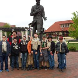 Lincoln Pilgrimage 2015 @ Lincoln Museum and Library, Springfield IL