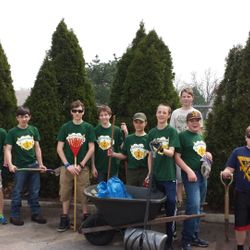 April 2015 FUMC Cleanup Service Project