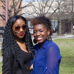 African Student Associaton member Lola