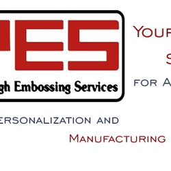 Pittsburgh Embossing Services, Inc. Logo