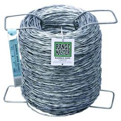 Twisted Barbless Wire