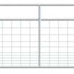 Wire Mesh Filled Gate