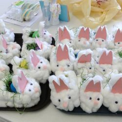 Arts and Crafts Bunnies