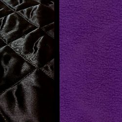 Two Lining Options: From Left To Right: Quilted | Arctic Fleece