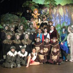 Cast of Jungle Book